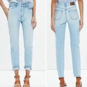Madewell The Perfect Vintage Summer Jean